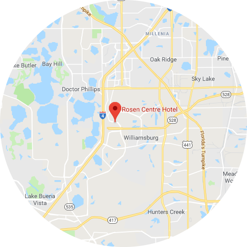 Find Rosen Centre on Google Maps