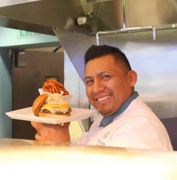 """Chef Emeterio """"Tello"""" Luna"""